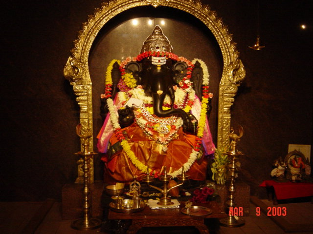Sree Ganesha Temple in Dallas