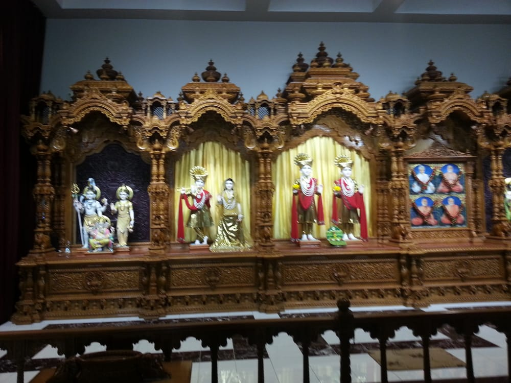 BAPS Shri Swaminarayan in Dallas