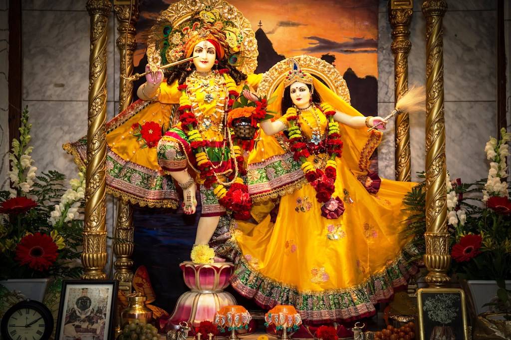 Radha Kalachandji Temple Dallas